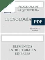 2. Elementos Estructurales