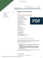Pentronic - Pt100 Sensors