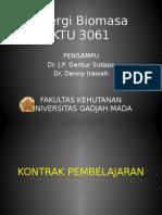 Kuliah Energi Biomasa GST DNI