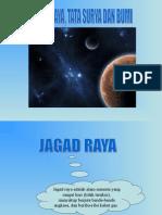 Jagad Raya, Tata Surya & Bumi.ppt