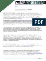 TPP- La Puerta Trasera Para Fortalecer TLCCAN