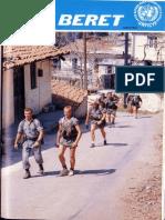 The Blue Beret April 1986
