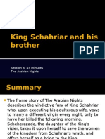 king schahriar ppt