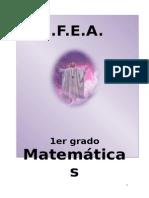 Matemáticas 4to. Grado