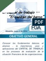 Fga El Capital de Trabajo El Capitan Del Barco 1