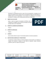 BO-CDG-PR-14-01 Falla y Reemplazo Equipo de Medición