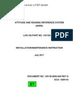 LCR-100 Installation Manual