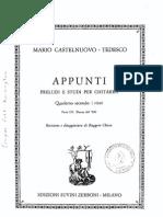 Castelnuovo -Tedesco Mario