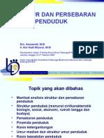 Struktur Dan Persebaran Penduduk