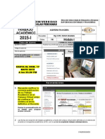 Trabajo Academico - Auditoria Financiera - 2015-i