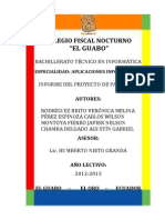 Informe de FCT - Ejemplo2