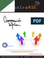 Comunicación Interna y RSE