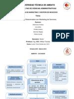 Temas relacionados con Marketing de Servicios