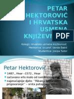 Petar Hektorović
