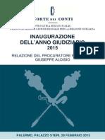 CORTE DEI CONTI 2015 FEBBRAIO RELAZIONE CORTE DEI CONTI 2014 DIRIGENTI ADI SOCIETA PARTECIPATE DOPPI STIPENDI