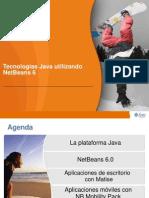 Tecnologias de Java Usando Netbeans
