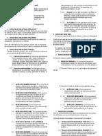 Derecho Subjetivo y Derecho Objetivo