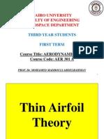 5. Thin Airfoil