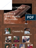 NUTRITION & HEALTH ASPECTS OF CHOCOLATE