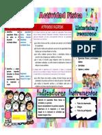 Actividades Sugeridas Para Trabajar La Actividad Física en Las Escuelas_parte 1