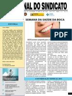 Jornal SIndicato dos Odontologistas de São Paulo