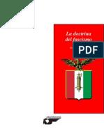 La Doctrina Del Fascismo1