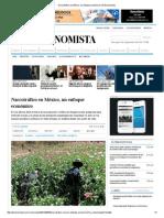 Narcotráfico en México, Un Enfoque Económico _ El Economista