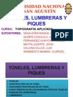 Aaaexposición Túneles Lumbresras y Piques