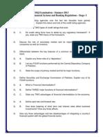IBP Banking Regulations Past Paper