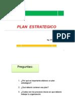 9.Plan Estrategico