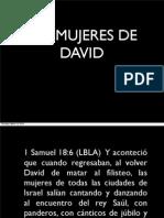 Las Mujeres de David