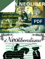 Escuela Neoliberal