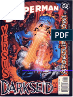 Superman vs Darkseid 2003