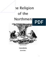 The Religion of the Northman