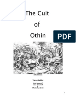 The Cult of Othin