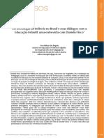 Sociologia da Infância no Brasil e seus diálogos com a.pdf