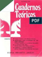 Cuadernos teoricos 78