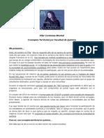 Proyecto CT química, Pilar Contreras