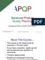 APQP Course