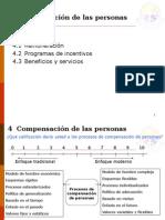 Capitulo 4 Compensacion de Las Personas