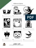 Halloween Captions