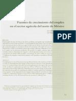 3-f25 Fuentes Crecimiento Empleo Agricola Norte Mexico