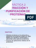 Practica 2. Proteomica