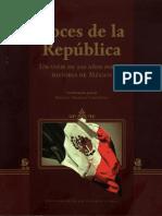 Voces de La República - Manuel Moreno Castañeda UdG. (Universidad de Guadalajara)