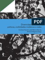 Diversidade Cultural Políticas, Visibilidades Midiática e Redes