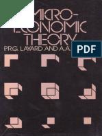 P . R. G . Layard & a. a. Walters-Microeconomic Theory-McGraw -Hill, Lnc. (2015)