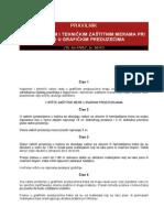 Pravilnik o Higijenskim i Tehnickim Zastitnim Merama Pri Radu u Grafickim Preduzecima Sluzbeni List Fnrj Broj 56 47