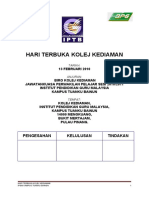 Kertas Kerja Program HTKK
