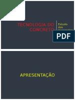 Tecnologia do Concreto