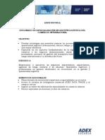 ADEX - Diplomado de Gestión Logística